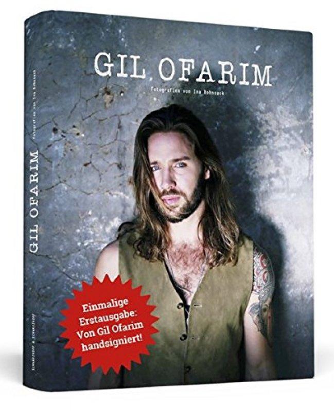 """Bildband """"Gil Ofarim"""""""