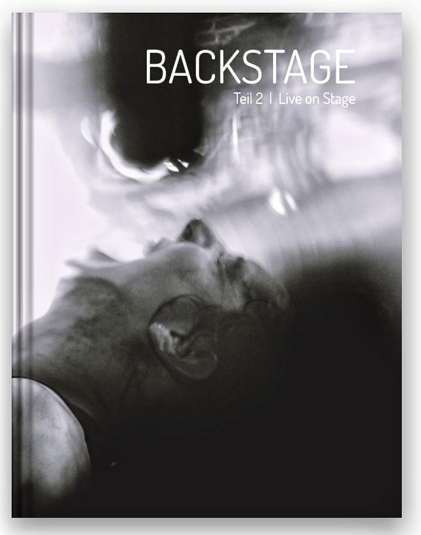 Backstage Teil 2 Live on Stage
