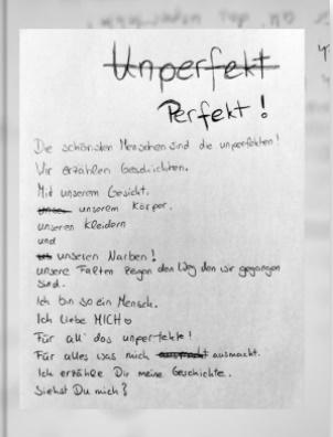 Unperfekt Perfekt - Das Magazin